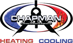 Chapman Heating and cooling logo